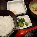 卵かけごはん(旬味旬菜 大和)