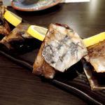 本マグロカマ塩焼き(旬味旬菜 大和)