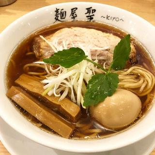 シンプル(麺屋聖)