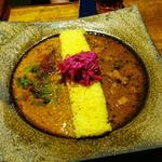 チキンカレーとの2種盛り(ピワン (piwang))