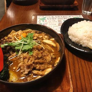 豚しゃぶと7種きのこの森(スープカレーガラク(GARAKU) 東京八王子店 )