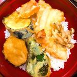 天ぷら丼(さかな家 )