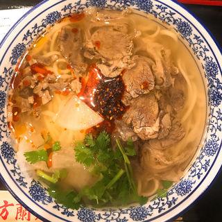 東方蘭州牛肉麺 中太(東方蘭州牛肉麺)