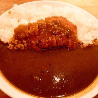 ロースカツカレー(ナゴミヤ )