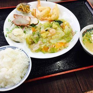中華定食(四興楼)