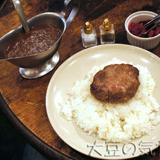 ハンバーグステーキカレー(ボテロ (BOTERO))