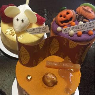 ハロウィン限定ケーキ(マンダリンオリエンタルホテル )