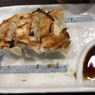 焼餃子(中華そば担々麺 六味亭 (ロクミテイ))