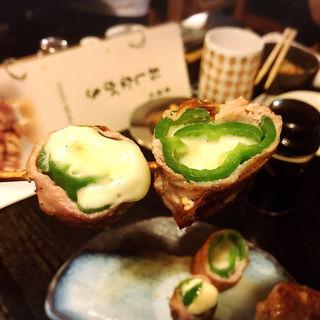 チーズピー(串若丸 本店 (くしわかまる))