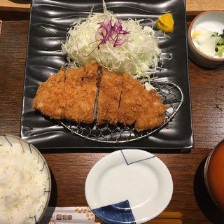 ロースカツ御飯(とんかつ 和幸 ランドマークプラザ横浜店 (とんかつ わこう))