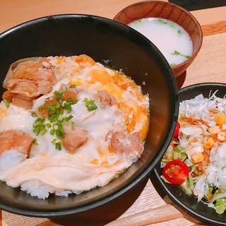 親子丼(六本木 百鳥 (モモドリ))