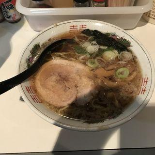 醤油ラーメン(ラーメン心喜 )