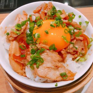 鶏丼(MKレストラン 渋谷井の頭通り店)