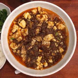 麻婆麺(SHIBIRE NOODLES 蝋燭屋)
