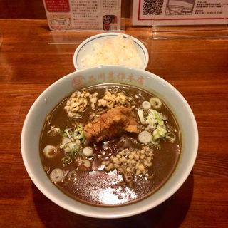 カレーラーメン(品川甚作本店 )