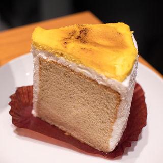 スイートポテト シフォンケーキ(スターバックスコーヒー ピオレ姫路店 )
