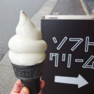 ソフトクリーム(DAIMYO SOFTCREAM(大名ソフトクリーム))