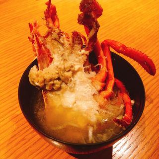 お味噌汁(和えに)