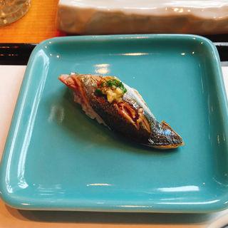 秋刀魚の握り(ロビー ラウンジ (Lobby Lounge))