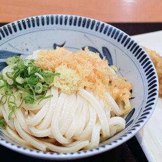 ぶっかけうどん冷(丸亀製麺 イオンモール高松店)