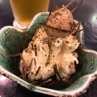 ポテトサラダ (ピリ辛キュウリ)(社交酒場 イム)