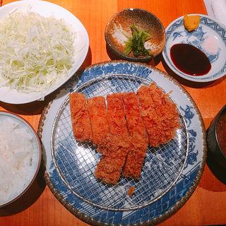 ロースかつ(豚組食堂 )