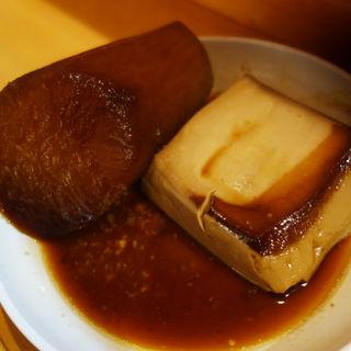 豆腐(博多のおでん)