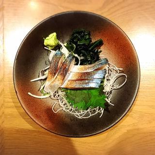 〆サバ(大魚)