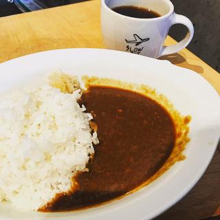 モーニング カレーライス(スロー ジェット コーヒー (SLOW JET COFFEE))