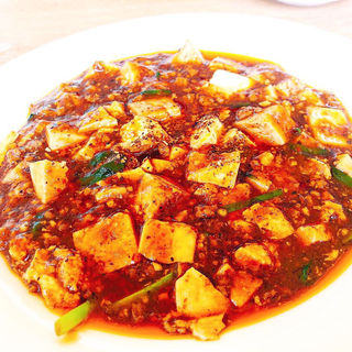 麻婆豆腐(星期菜 NOODLE & CHINOIS センケイツァイ)