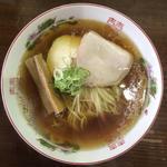 煮干そば(らぁめん サンド )