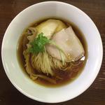 鶏そば(らぁめん サンド)