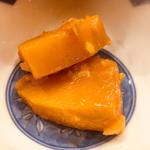 かぼちゃの煮込み