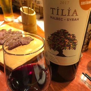 TILIA MALBEC-SYRAH(ろっきー (ROCKY))