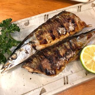 秋刀魚(焼き)