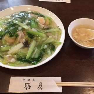 海鮮あんかけ焼そば(中国菜 膳房 (チュウゴクサイ ゼンボウ))