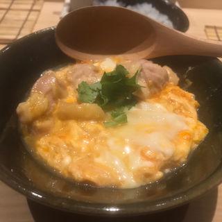 親子丼(鳥かど)