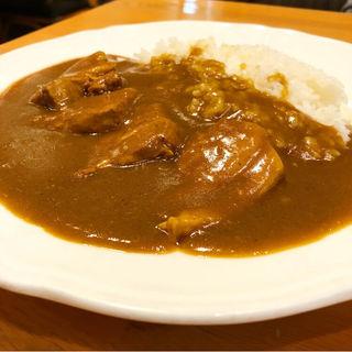 角煮カレー(カレー料理の店 白川 本店 )