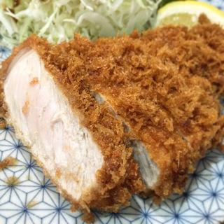 上ロースカツ定食(とんかつ 鉄 (とんかつ kurogane))