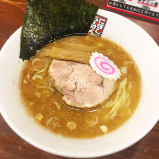 煮干しラーメン(煮干しラーメン玉五郎 六代目 本町店 )