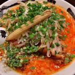 もやしカラシビ味噌らー麺