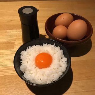 卵かけごはん(カッシーワ 茶屋町店 )