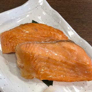 鮭ハラス焼(北のグルメ )