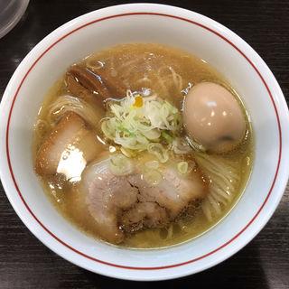 しおらーめん(らーめん颯人 (ラーメンハヤト))