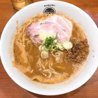味噌らぁ麺(らぁ麺すぐる)