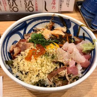 ふじ丼(魚屋スタンドふじ )