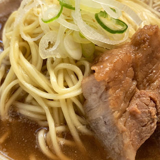 肉そば(中華そば屋 伊藤 (いとう))