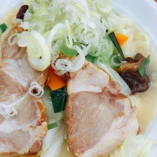 豚骨野菜タンメン(ラーメン鹿島家 大森店 )