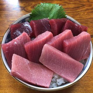 マグロ丼(海峡荘 )