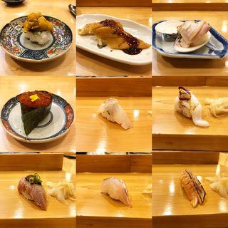 おまかせ寿司(京・寿司おおきに )